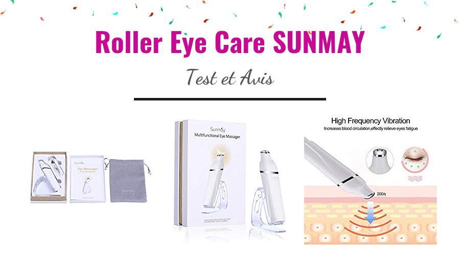 Roller eye care